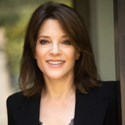 Marianne Williamson (interview 3)